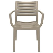 Artemis Stacking Dining Arm Chair (Set of 16)