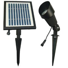 LED Solar Spolight