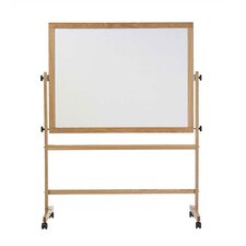 Pro-Rite Reversible Free-Standing Whiteboard