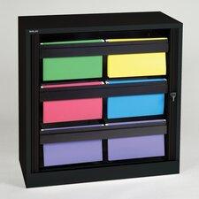 Premium Hanging File Folder Tambour Cabinet