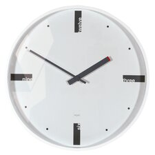 Sigel Artetempus Design Wall Clock, Acto Model