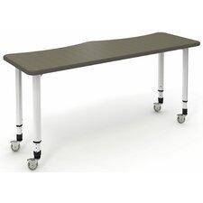 "64"" x 22"" Rectangular Classroom Table"