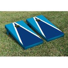 Triangle Matching Version 1 Cornhole Boards Game Set