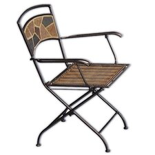 Rock Canyon Folding Dining Arm Chair (Set of 2)