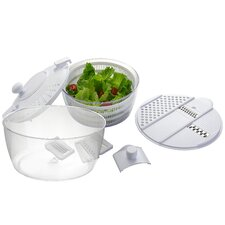 Salad Maker and Spinner