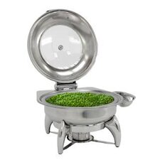 New Age Round Chafing Dish