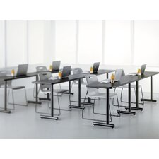 Fetch Armless Office Stacking Chair