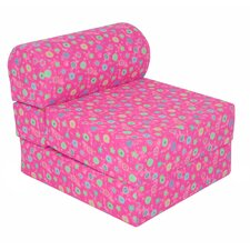 Children's Foam Sleeper Chair