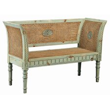 ColorBayonne Settee Bench