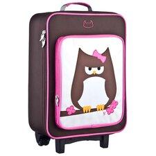 Wheelie Bags Papar Owl Suitcase
