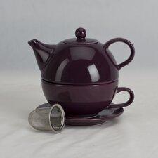 Infuser 3 Piece Tea Set