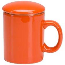 Teaz Cafe 11 oz. Infuser Mug (Set of 2)
