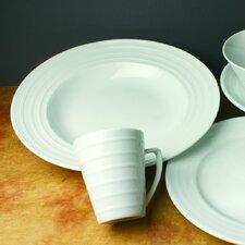 "Culinary Proware 12"" Circles Pasta Plate (Set of 4)"