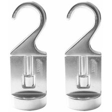 Cooks Standard Pot Rack Swivel Hook (Set of 2)