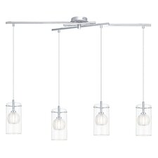Ricabo 4 Light Kitchen Island Pendant