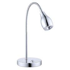 """Naira 19"""" H Table Lamp with Bowl Shade"""