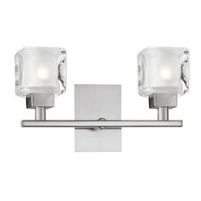 Tanga 2 Light Wall Armed Sconce
