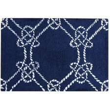 Knotty Buoy Blue Rug