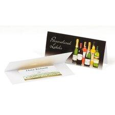 Personalized White Wine Label