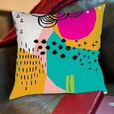 Geometric Patterns 2 Throw Pillow