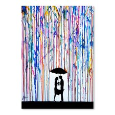 Touche by Marc Allante Painting Print