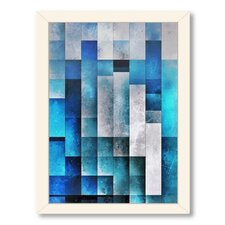 Cylld Framed Graphic Art on Canvas