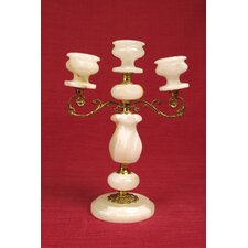 Onyx Series Candleholder