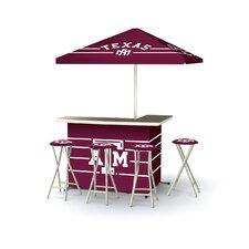 NCAA Deluxe Bar Set