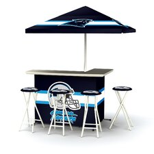 NFL Deluxe Portable Bar