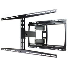 "Ultra Slim Large Articulating/Tilt/Swivel Wall Mount for 33"" - 65"" Flat Panel Screens"