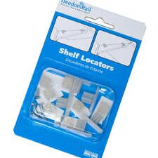 Organized Living freedomRail Shelf Locator