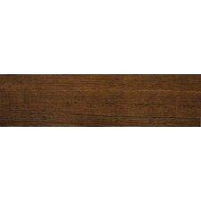 """Sonoma Oak 6"""" x 24"""" Ceramic Wood Tile in Brown"""