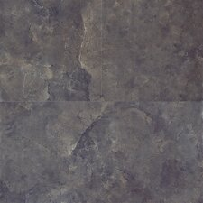 "Pietra Lagos 18"" x 18"" Porcelain Field Tile in Grey"