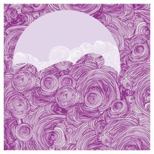 Imaginations Sun and Sky Stretched Canvas Art