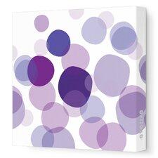 Imaginations Bubbles Stretched Canvas Art
