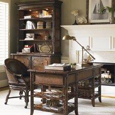 Bal Harbor 5-Piece Standard Desk Office Suite