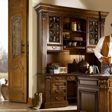 Laredo Credenza Desk with Storage