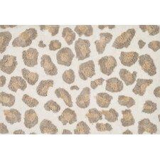 Kiara Shag Ivory/Taupe Area Rug