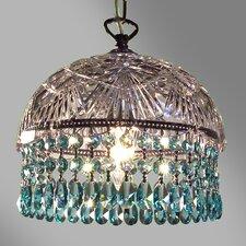 Prague Color 1 Light Bowl Pendant