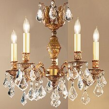 Chateau 5 Light Chandelier
