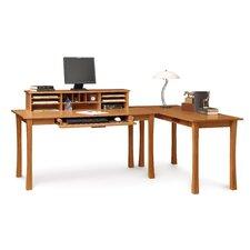 Berkeley Desk with Keyboard Tray