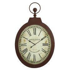Louis Oval Wall Clock