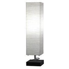 "Isa 24"" H Table Lamp with Rectangular Shade"