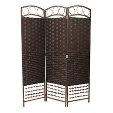 "71"" x 60"" Ardmore 3 Panel Room Divider"