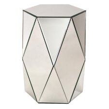 Sienna Pedestal End Table
