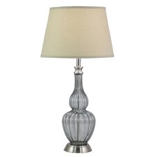 "Milan 31"" H Table Lamp with Empire Shade (Set of 2)"