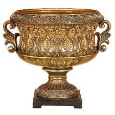 Elegant Golden Decorative Decorative Bowl