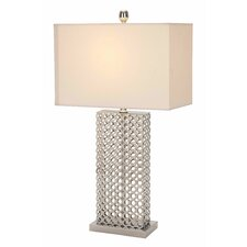 """Cadence 30"""" H Table Lamp with Rectangular Shade"""