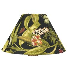 "14"" Fabric Empire Lamp Shade"