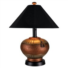 "Phoenix Outdoor 32"" H Table Lamp with Empire Shade"